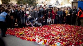 MARŞ EMOŢIONANT, la doi ani de la tragedia din Colectiv