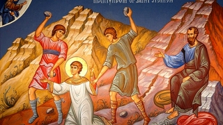 Sfântul Ştefan, apostolul celebrat în cea de-a treia zi de Crăciun