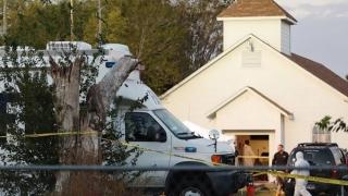 Bărbatul care a împușcat 26 de oameni într-o biserică baptistă din Texas s-a sinucis