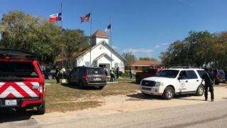 MASACRU! Atac armat într-o biserică din SUA. Zeci de morți