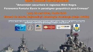 Amenințări securitare în regiunea Mării Negre