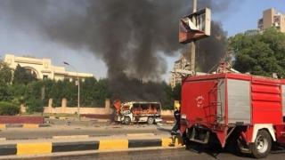 Mai mulți răniți după explozia unei mașini la Cairo