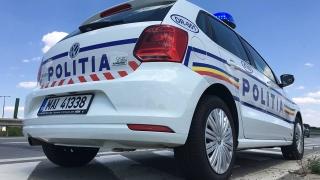 Șofer depistat de polițiști în timp ce conducea cu viteză amețitoare pe A1