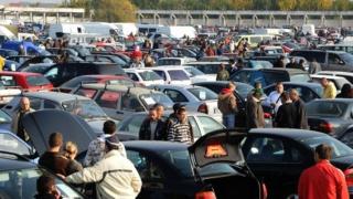 Tot mai multe mașini la mâna a doua, înmatriculate în România