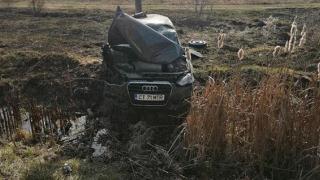Accident grav! Mașini făcute praf, pe drumuri constănțene