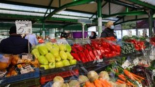 Au fost redeschise piețele din Constanța