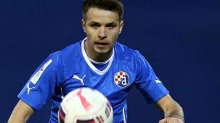 Alexandru Mățel, integralist în victoria lui Dinamo Zagreb cu Zapresic