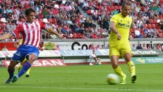 Villarreal a învins Sporting Gijon în campionatul Spaniei