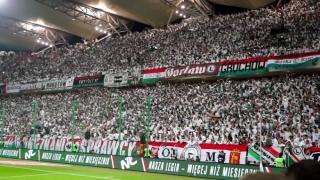 Fanii echipei Legia Varşovia, interzişi la meciul cu Borussia Dortmund, din Liga Campionilor