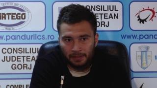 Alexandru Răuță a semnat pe trei sezoane cu CSM Politehnica Iași