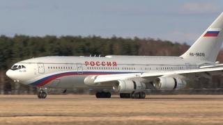 Avionul în care se afla ministrul rus de Externe a încălcat spațiul aerian al Estoniei