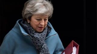 May vrea să ceară renegocierea Brexit! Bruxellesul a exclus această posibilitate
