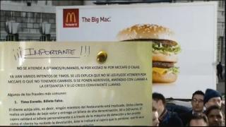 Plângere penală: Federația asociațiilor de români din Europa împotriva McDonald's