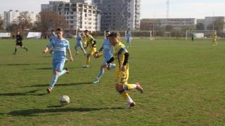 Meci amical de fotbal între cele mai valoroase echipe din Liga a IV-a constănțeană