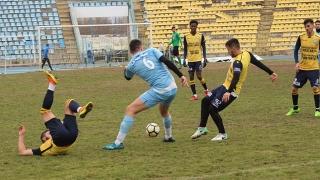 Meci amical între SSC Farul și FC Viitorul U-19