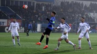 Meci cu patru eliminări la Tg. Mureş