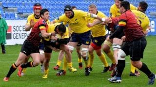 Meciul de rugby România - Germania, pe Cluj Arena