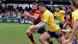 Meciul România - Georgia va stabili câștigătoarea Rugby Europe Championship 2017