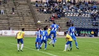 Axiopolis a pierdut primul meci în actualul sezon