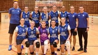 Turneu de pregătire pentru voleibalistele de la CS Medgidia