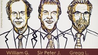 Gregg Semenza, Peter Ratcliffe şi William Kaelin - laureaţii Nobel pentru medicină 2019
