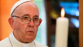 """Mesajul de Crăciun al Papei Francisc: """"Omul a devenit lacom şi vorace"""""""