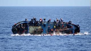 """Mediterana, frontiera """"morții"""""""