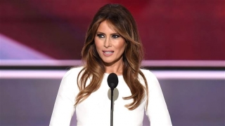 Garderoba Melaniei Trump împarte lumea modei