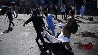 Membri ai familiei preşedintelui Senatului afgan, ucişi de propriii soldaţi