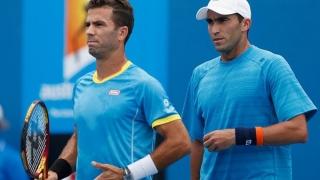 Mergea și Tecău au adus victoria echipei României în Cupa Davis (3-0)