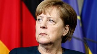 Merkel îl critică pe Trump şi nu prea...