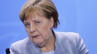 Merkel, primul lider UE care îl felicită pe Putin pentru noul mandat