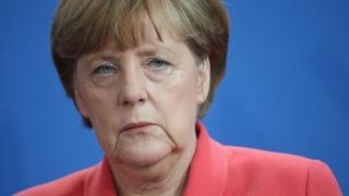 Merkel afirmă că susține în continuare soluția coexistenţei statelor israelian şi palestinian
