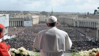 Mesajul Papei Francisc de Paştele Catolic: Binecuvântarea tradiţională Urbi et Orbi