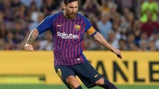 Messi a înscris golul cu numărul 700 din carieră