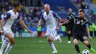 Islanda a ţinut în şah Argentina