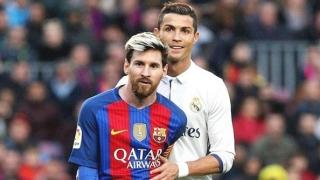 Messi și Ronaldo se bat în... averi. Sunt în TOP 10 Forbes