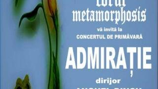 Corul Metamorphosis, în Concert de Primăvară