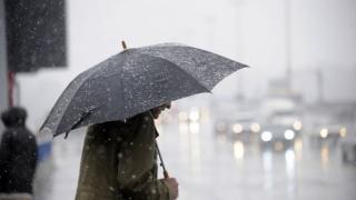 Precipitații mixte și răcire a vremii, de duminică. Cum va fi în Dobrogea
