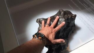 A fost descoperit un meteorit vechi de 4,5 miliarde de ani
