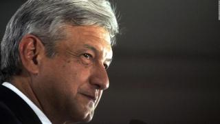 Mexic are un nou preşedinte! Principalul obiectiv: lupta împotriva corupţiei