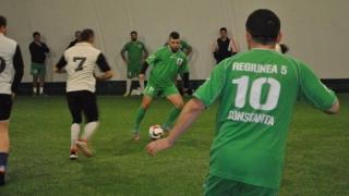 Constanţa va găzdui turneul Regional Sud-Est al Campionatului Naţional de minifotbal