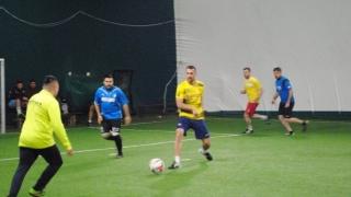 Primele dueluri din play-off-ul şi play-out-ul Ligii 1 a Campionatului Judeţean de minifotbal Constanţa