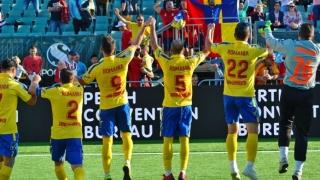 România s-a calificat în optimile CM de minifotbal