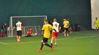 Primul duel la vârf în Liga 1 a Campionatului Judeţean de minifotbal