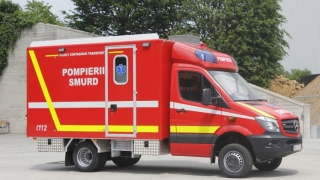 Plan roșu de intervenție! Accident cu multiple victime în județul Sibiu!