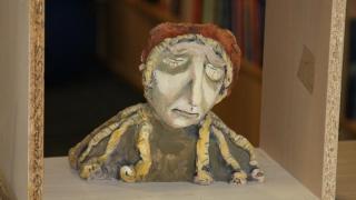 Micii ceramiști de la Palatul Copiilor pregătesc o expoziție