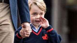 Micuțul prinț George, răpit de terorişti? Scotland Yard, pe fază!