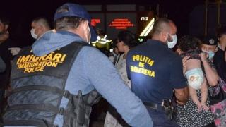 Alți 157 de imigranți au ajuns, pe mare, în Constanța