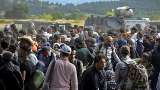 Numărul migranților care au ajuns în Grecia, în creștere
